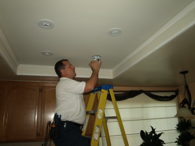 Hidden Hills Lighting Recessed Lighting Installation
