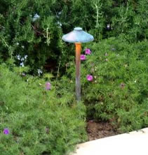 Hidden Hills Lighting Landscape Lighting Mushroom Light