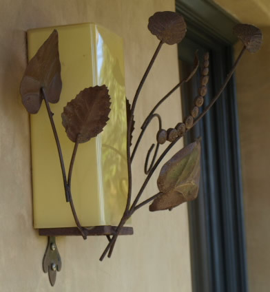 Hidden Hills Lighting Decorative Sconce