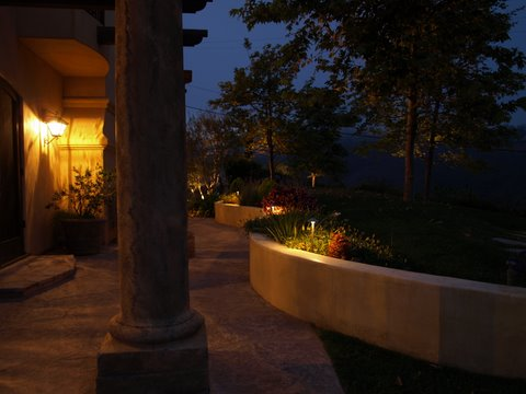 Hidden Hills Lighting Outdoor Lights
